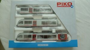 Piko 59532 Dieseltriebwagen GTW 2/8 EP VI Wg Nr 360, DC in OVP