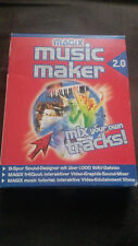 MAGIC MUSIC MAKER 2.0 PC CD-Rom Bigbox NEUWERTIG