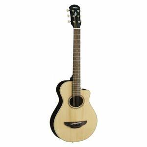 Yamaha APX T2 Travel Guitar Natural - Westerngitarre mit Tonabnehmer