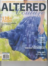 Altered Couture Ultimate Guide for Artwear Enthusiasts Aug/Sep/Oct 17 Vo l12  #3