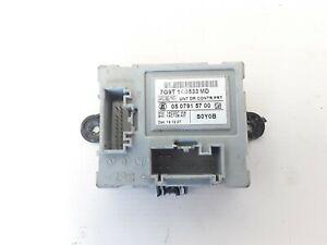 2010 VOLVO XC70 RHD FRONT LEFT SIDE DOOR CONTROL MODULE 7G9T14B533MD