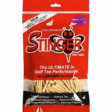 "New 200 Stinger Golf Tees 3"" XL Competition Golf Tees"