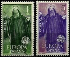 SPAIN, ESPAÑA, EUROPA CEPT 1965, MNH, COMPLETE SET