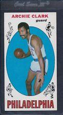 1969/70 Topps #032 Archie Clark 76ers EX *674
