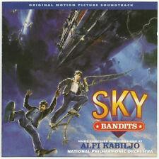 SKY BANDITS Soundtrack (Alfi KABILJO) - Limited edition of 1000 copies