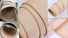 8/9 OZ./EU.Import LEATHER %100  VEGTABLE TAND leather pre-cut 24''X 48''