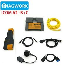 2017.03 Newest for BMW ICOM A2+B+C Diagnostic  Programming Tool without Software