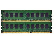 NEW 8GB (2x4GB) Memory ECC Unbuffered For Lenovo ThinkServer TS140