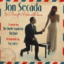 JON SECADA FT. THE CHARLIE SEPULVEDA BIG BAND - TO BENY MORE WITH LOVE  CD NEU