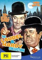 The Laurel And Hardy Collection (DVD, 3-Disc Set) NEW/SEALED