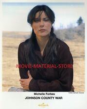 "Michelle Forbes Johnson County War Original 8x10"" Photo #K8513"