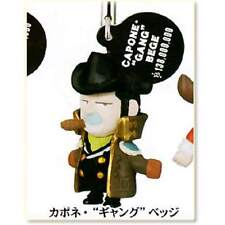 BANDAI One piece Phone Strap 3 Log Memories 03 Figure Capone