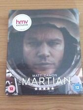 The Martian Steelbook HMV