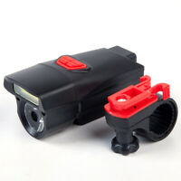 USB Rechargeable Bike Front Head Light Cycling/Bicycle LED Lamp Outdoor Riding!/