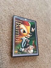 BAMBI DISNEY DIAMOND EDITION BLURAY DVD