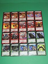 Lot 20 cartes DUEL MASTERS 2004 DM-01 Neuf VF - ref/R1