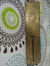 ANTIQUE CHATILLON'S IMPROVED SPRING BALANCE 80 LB. HANGING SCALE