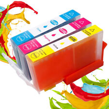3 Compatible Colour Ink Cartridges For HP Officejet Pro 6815 6830C 6830 6812