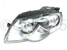 VW Passat 3C (07-11) Left Headlight With Xenon & Cornering Option | LHD