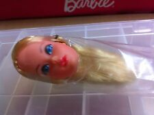 Vintage Barbie Doll BUSY HOLDING HAND FACTORY MINT HEAD from NRFB box of heads