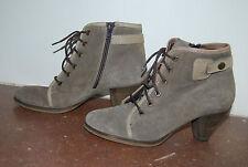 TEXTO chaussure daim marron pointure 38
