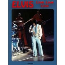 ELVIS PRESLEY - Elvis Live Live Live Vol.2   original silver DVD/CD Set NEW!!!