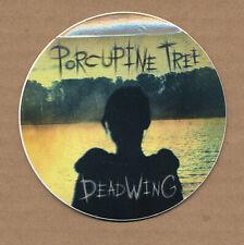 Porcupine Tree Deadwing RARE promo sticker '05