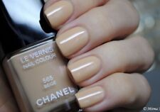 Authentic Chanel nail polish 565 beige rare limited edition Nude
