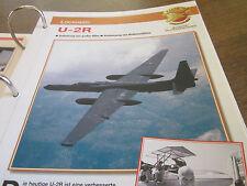 Faszination 5 78 Lockheed U-2R Aufklärer USA