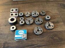 Greenfield Glastonbury Machinist Go No Go Thread Gauges Ring Gauge 18mm