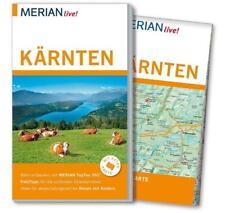 MERIAN live! Reiseführer Kärnten von Christian Eder (2016, Taschenbuch)