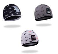 Boys Kids Child Spring/Autumn Cotton Print Hat Cap Warmer Beanie 4-5 Years Ants