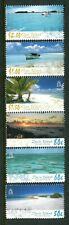 2005 Pitcairn Island Scenic Views - Muh Set of 6 Stamps