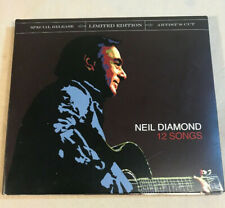 Neil Diamond 12 Songs Special Release Limited Edition Artist's Cut 2 CD Set