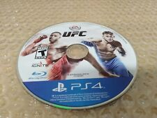 EA Sports UFC (Sony PlayStation 4, 2014) *disc only*