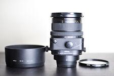 Nikon 85mm PC Micro 85mm F/2.8D Tilt Shift Lens w/ Hoya UV Filter - MINT!
