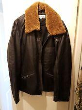 RAF leather jacket