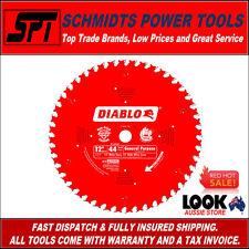 "FREUD D1244X DIABLO 44T 12"" 305mm GENERAL PURPOSE MITER SAW BLADE DROP SAW BLADE"