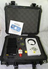 Bird Model 43(P) Deluxe Wattmeter Kit w/PEP Module  100W RF Load - Ham Radio Pkg