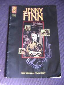 ONI PRESS COMICS - JENNY FINN #1