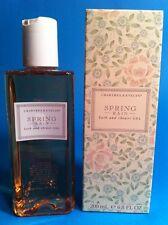 CRABTREE & EVELYN Spring Rain Bath  & Shower Gel 6.8 FL OZ  NEW IN BOX