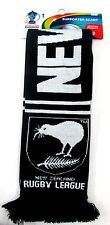 RUGBY LEAGUE WORLD CUP 2013 ENGLAND AND WALES NEW ZEALAND SUPPORTER SCARF GIFT