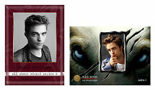 NAT (Nuts About Twilight) All About Edward Series 4 Trading Cards