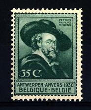 BELGIUM - BELGIO - 1930 - Rubens, pittore