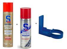 Dr. Wack S100 Kombipack Dry Lube Kettenspray, Kettenreiniger, Sauber Sepp