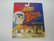 Johnny Lightning White Lightning Speed Racer 2000 Mach 5 Stock Car Cel #14