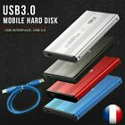"""Disque Dur Externe 2.5"""" USB 3.0 500 Go/1 To/2 To External Hard Drive SATA HDD"""