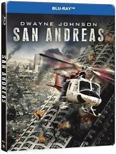 San Andreas 3D (Blu-ray 3D, FuturePak, English/Hungarian/Russian) RegionFREE