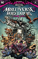 Dark Nights Death Metal  the Multiverse Who Laughs 1 1st Print One Shot NM 11/24