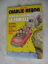 Charlie Hebdo hors-série n° 14 juillet/août 2014 Charb Wolinski Cabu Luz - NEUF